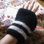 簡単にできる手袋