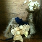 '10AW-Fur Flower