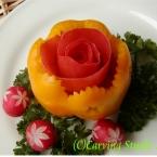 野菜の飾り切り