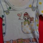 子供服★手書きイラストシャツ2