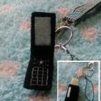 携帯型★携帯クリーナーストラップ