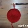 輪の編み目の増やし方・減らし方 ―かぎ針編み―