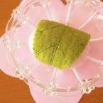 桃の花コースター*おんなのこパーティーに*