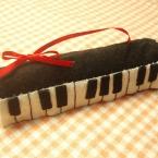 鍵盤ペンポーチ