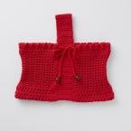 かぎ針「ペン-E」で編む スクエアお買物バッグ
