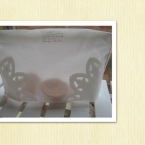 グラシン紙の透けるお菓子袋