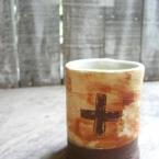 十字架フリーカップ