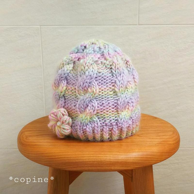 編み 帽 子供 棒針 ニット 図 初心者でも作れる帽子の編み物!簡単子供用ニット帽の作り方