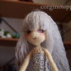 羊毛フェルト 人形 女の子15