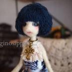 羊毛フェルト 人形 女の子14