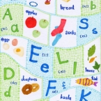 alphabet...