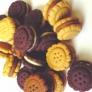 フィモで作るクッキーサンドパーツ 【N*】