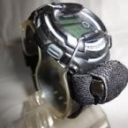 小技・便利〓小型LEDライトを腕時計に簡単に後付け