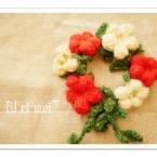 梅の花・ヘアゴム