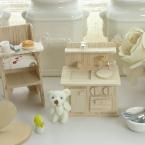 miniままごとキッチン(写真・中央)
