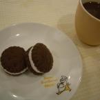 フェルトのクッキー。