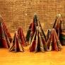 折り紙のシンプルクリスマスツリー