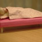 ドール用ベッド