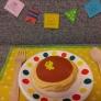 折り紙ホットケーキ