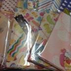 折り紙でミニ封筒