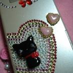 黒猫☆ハート♪ハート♪ハート♪ いつでも一緒
