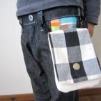 縦型移動ポケットの作り方
