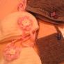 子供用ニット帽&バッグ