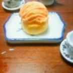 紙粘土でモンブラン(ノω`)