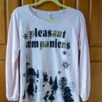 オリジナルTシャツにデコ