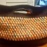 玉編みバッグ