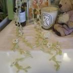 草花のラリエット #47