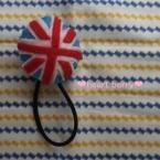 おしゃれな*イギリス国旗のヘアゴム