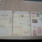 カラーコピー封筒