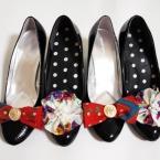 靴クリップの作り方 その3