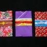 着物のぽち袋(折り紙で作る)