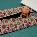 ポケットティッシュカバー(2種類布でリバーシブル)