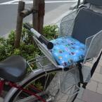 自転車(後部座席)子乗せクッション