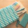 A4用紙で簡単に型紙作り!!バッグインバッグ作り方