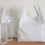 レジ袋型エコバッグ②(少し大きめ)