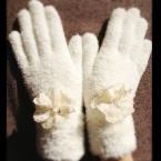 100円ショップの手袋を加工した手袋