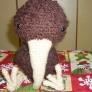編みぐるみ恐竜