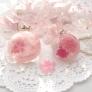 *春色*桜フラワーペンダント