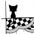 黒猫 :)