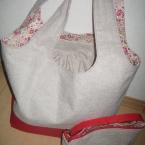 巾着つきバッグ&ポーチ