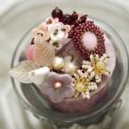 Floral Sky brooch