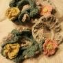 お花モチーフで作る春のお花のヘアアクセ