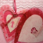 バレンタイン「しおりBOOK」