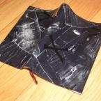 ラミネート加工で作る超簡単ブックカバー