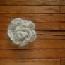 花モチーフのピン