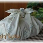 あずま袋♪袋縫い仕立て